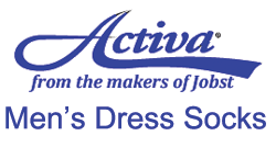 Activa Mens Dress Socks