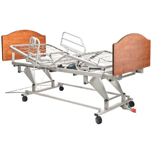 Liberty LTC Full Electric Hospital Bed