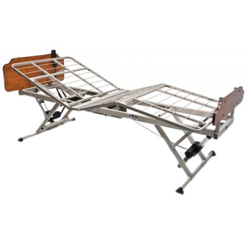 Patriot LX Full Electric Homecare Hospital Bed