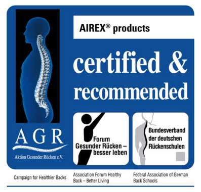 Airex Certified