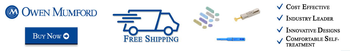 Owen Mumford Diabetic Supplies - Free Shipping!