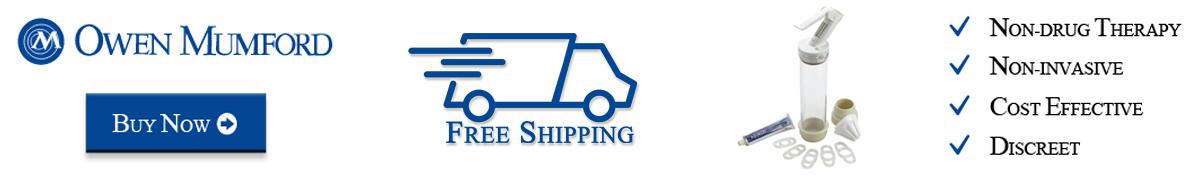 Owen Mumford Rapport ED Pump - Free Shipping!