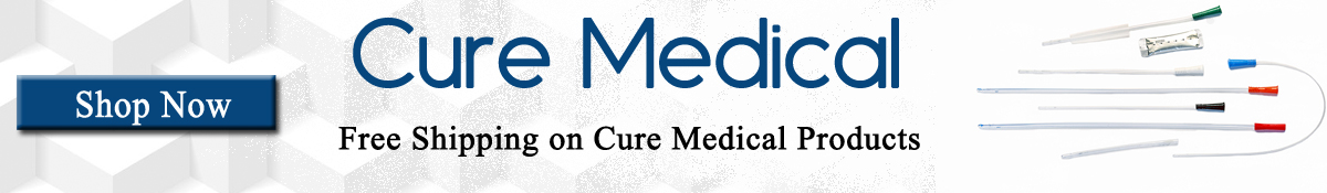 Cure Medical Catheter Supplies - Free Shipping!