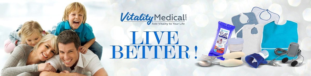Add Vitality to Your Life!