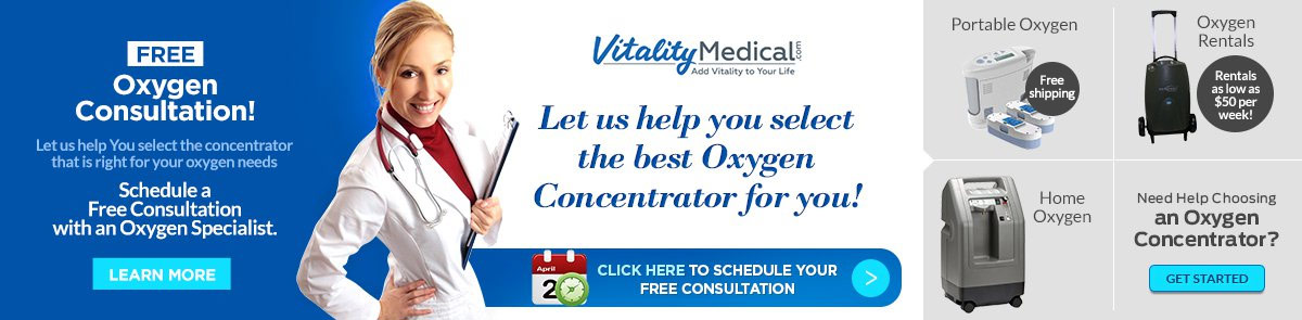 Oxygen Concentrator Experts!