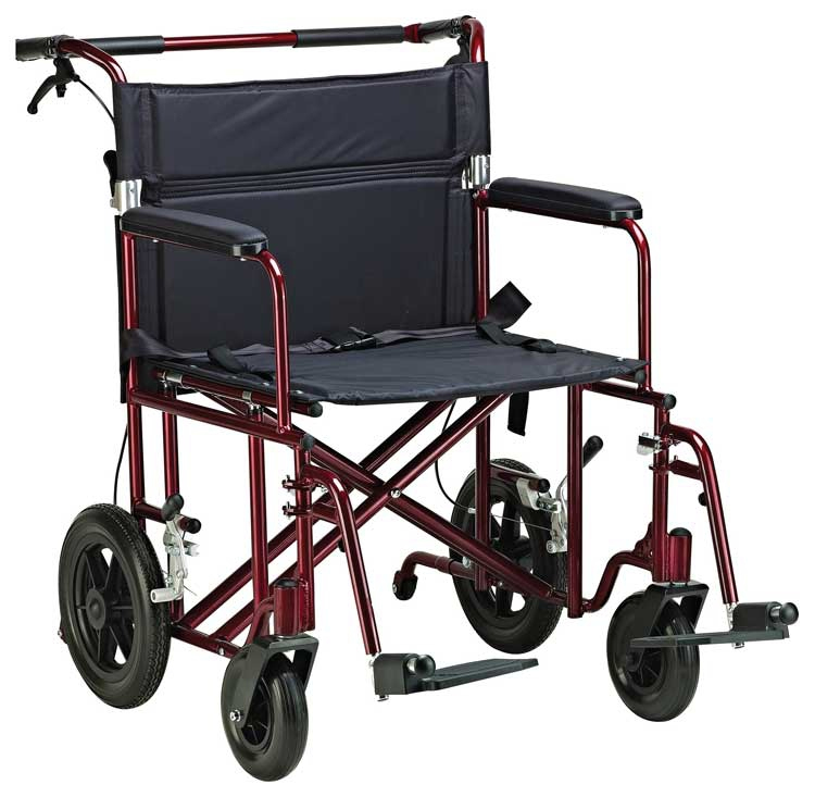 Drive Bariatric Tranpsort Chair