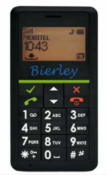 Bierley BM-01 Big Button Cell Phone
