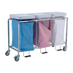 Linen Carts & Hamper Stands