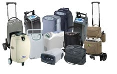 Used Oxygen Concentrators