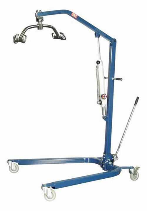 Graham Field Patient Lift Patient Lift Hydraulic Blue Each SKU:LF1030