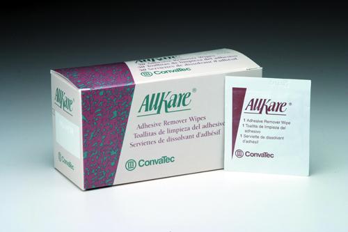 ConvaTec AllKare Adhesive Remover Wipe AllKare Adhesive Remover Wipe Box of 50 SKU:037436