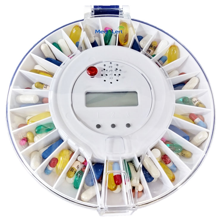 Med-E-Lert Automatic Pill Dispenser