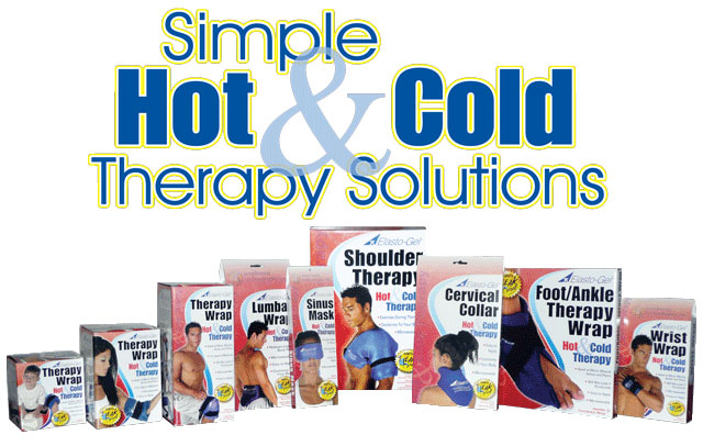 Elasto-Gel Hot/Cold Therapy Products