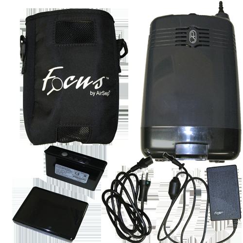 Airsep Focus Focus Portable Oxygen Concentrator Airsep