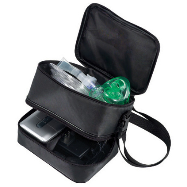 Carrying Case with Contents