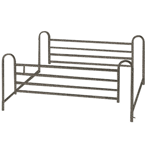 Competitor Bed Full Side Rails