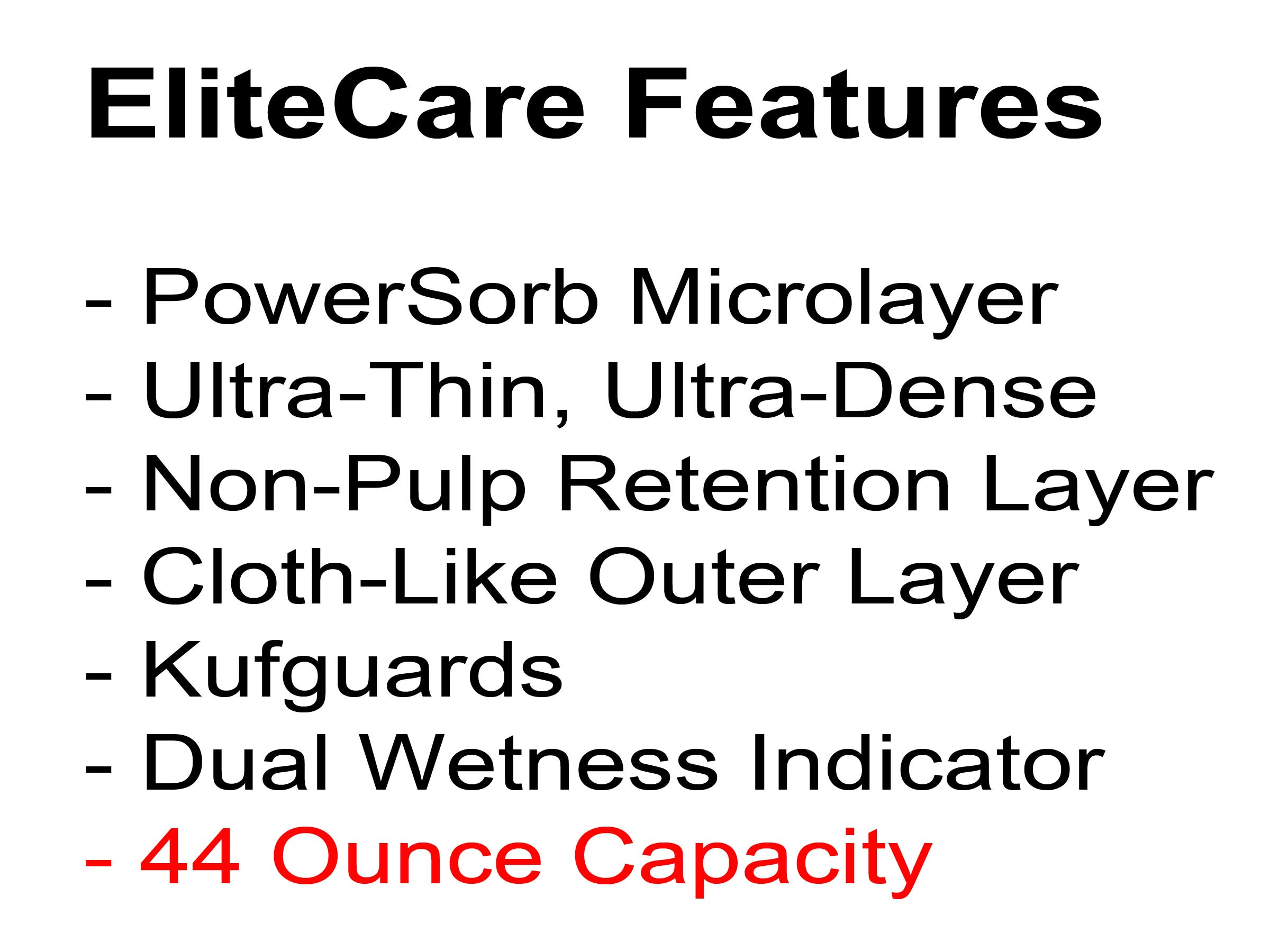 Tranquility Elite Care Features and Benefits