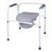 3-in-1 Commode Heavy Duty Steel