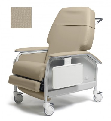 lumex extra wide clinical care geri chair recliner 4b7