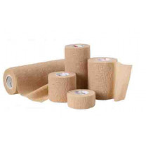 Self Adherent Cohesive Bandage Wrap