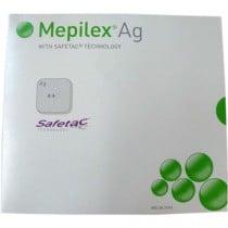 Molnlycke Mepilex Ag Antimicrobial Foam Dressing