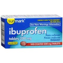 Ibuprofen Pain Reliever by Sunmark