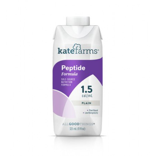 Kate Farms Standard 1.5 Nutrition Formula