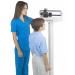 Weighing Child on Scale