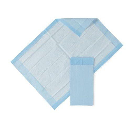 Protection Plus Disposable Underpads Light Absorbency
