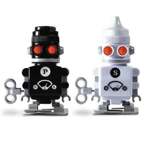 The Salt And Pepper Robots