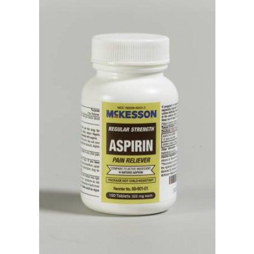 Generic Aspirin