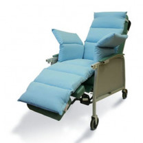 NYOrtho Water Resistant Antimicrobial Geri-Chair Comfort Seat Cushion