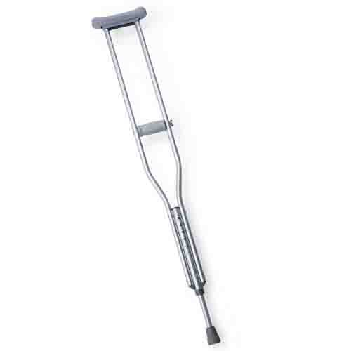 Standard Aluminum Crutches