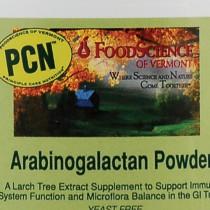 FoodScience of Vermont Arabinogalactan Powder Dietary Supplement