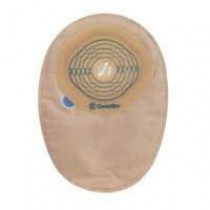 Esteem One-Piece Closed-End Pouch with Modified Stomahesive Pre-Cut Skin Barrier and Filter