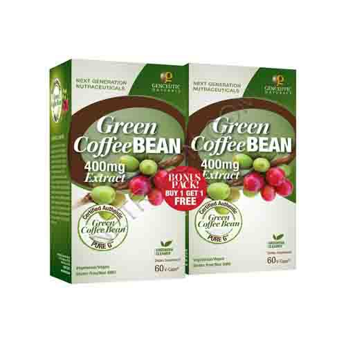 Green Coffee Bean Dietetary Supplement