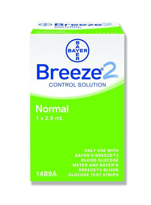 Breeze 2 Normal Control Solution