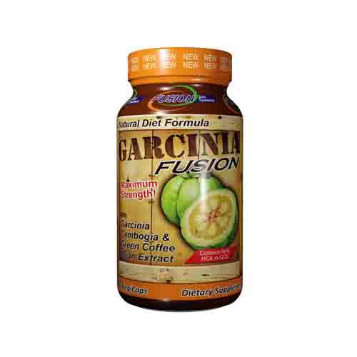 Garcinia Fusion - Maximum Strength Diet Aid