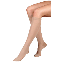 Juzo Basic 4411AD Knee High Compression Socks 20-30 mmHg