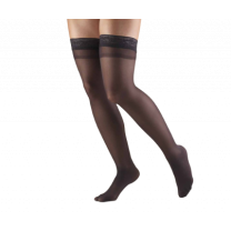 TRUFORM Women's LITES Thigh High Support Stockings 8-15 mmHg