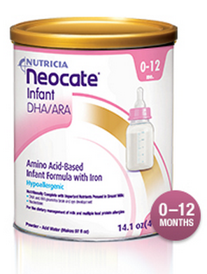 Neocate Infant Dha Ara Buy Protein Intolerance Infant