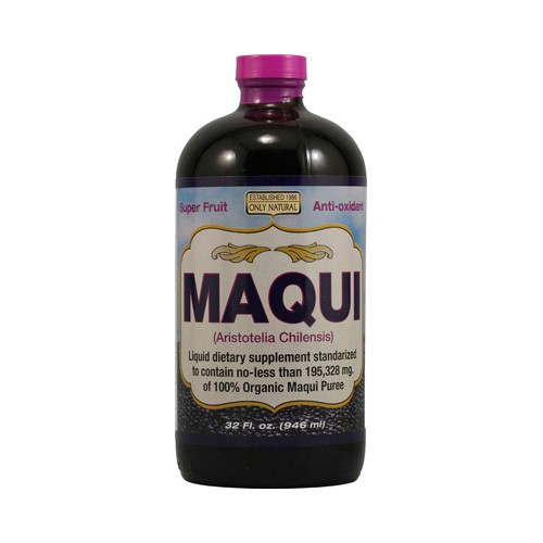 Only Natural Organic Maqui