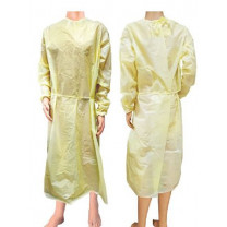 Protective Procedure Gown AAMI Level 1 NonSterile
