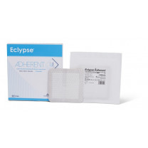 Eclypse Adherent Super Absorbent Dressing CR3863 | 5-9/10 x 5-9/10 Inch by Advancis