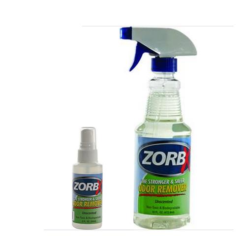 zorbx unscented odor remover dbd
