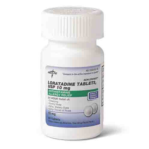 Loratadine Allergy Relief Tablets