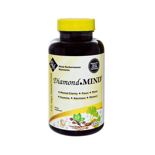 Diamond Herpanacine Mind and Body Dietary Supplement