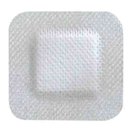 Rayon Poly Adhesive Island Wound Dressing