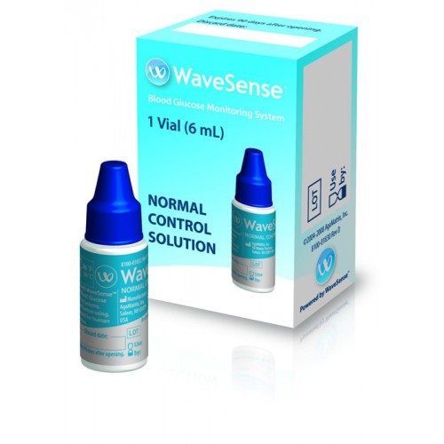 Wavesense Control Solution Normal