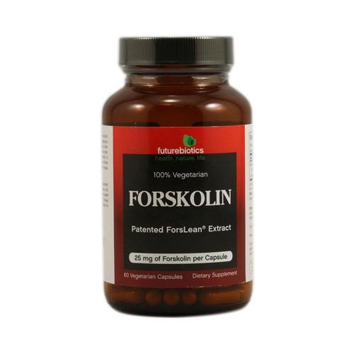 FutureBiotics Forskolin 25 mg Dietary Supplement